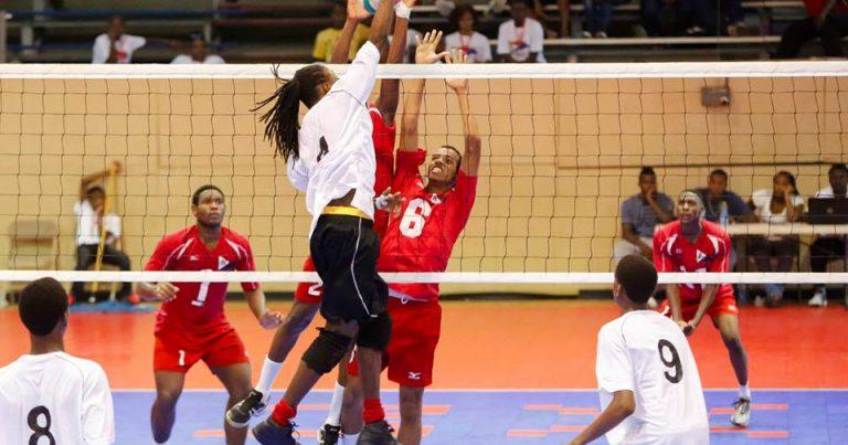 Volleyball St Maarten vs Dominica