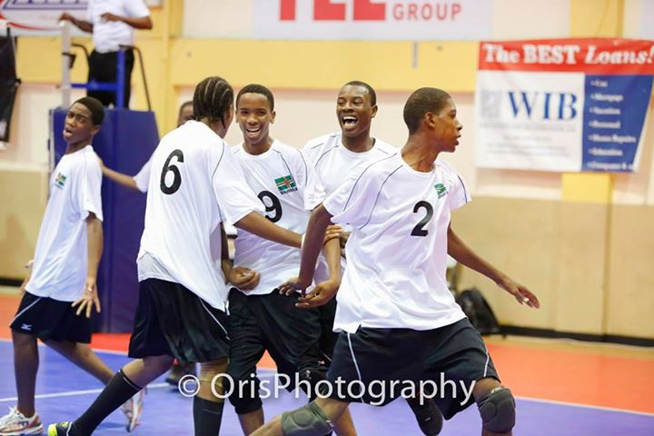 Dominica Volleyball