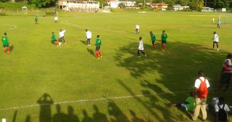 2015 Annual Football Secondary Schools Championship