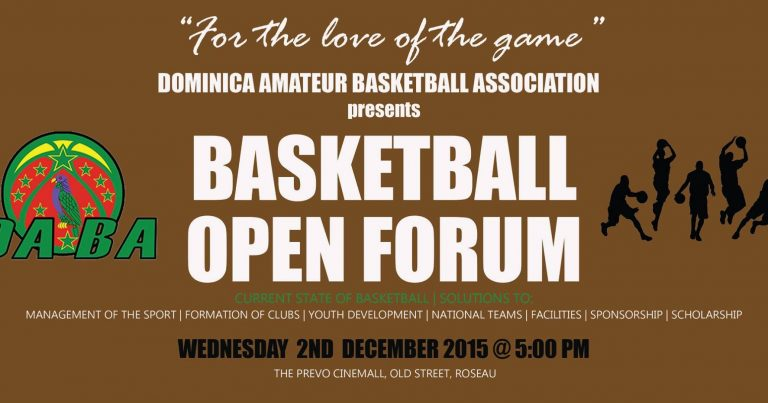Basketball Open Forum