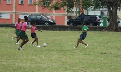 NBD Primary School Girls Football