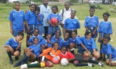 Primary Schools Girls Football