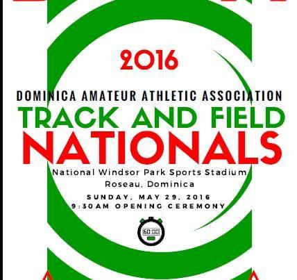 2016 DAAA Track & Field Nationals