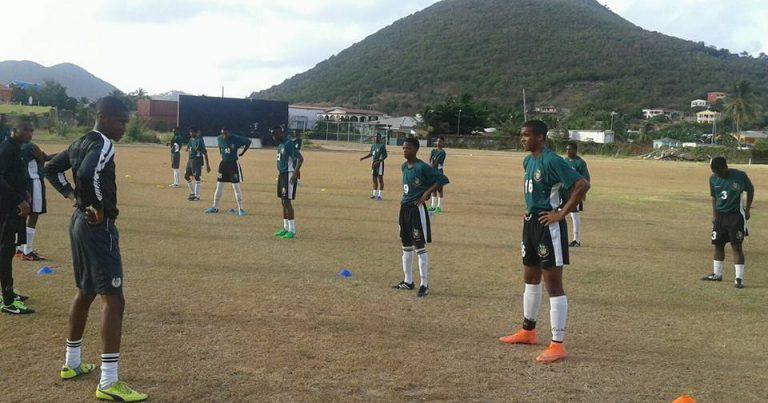 Dominica vs Jamaica Football