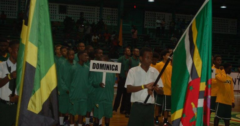 Dominica U-16 Basketball