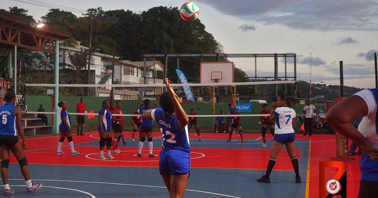 Volleyball League Finals