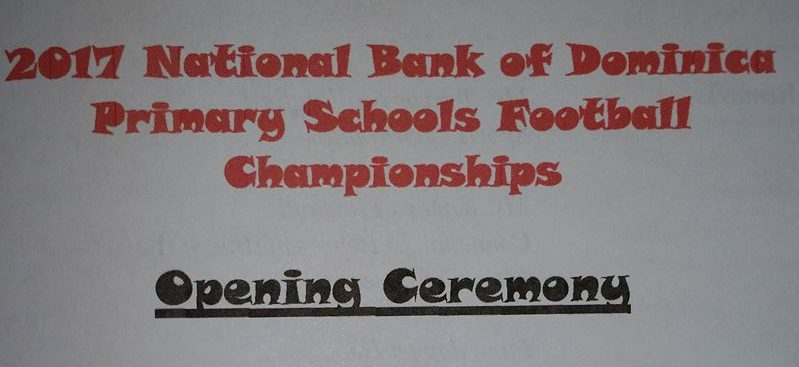 2017 NBD Primary Schools Football