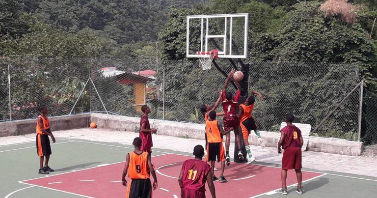 2017 Primary Schools Mini Basketball Festival