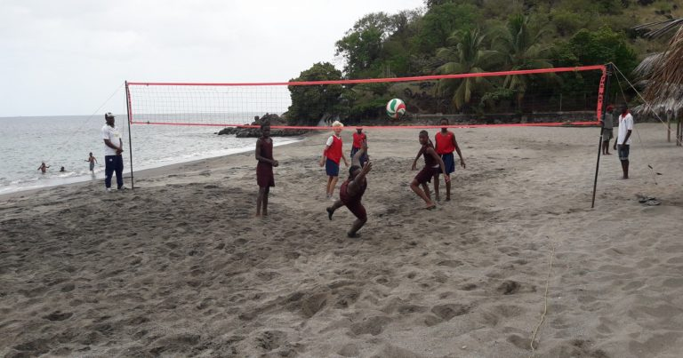 4th Annual Beach Volleyball Festival