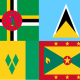 Windward Island Flags
