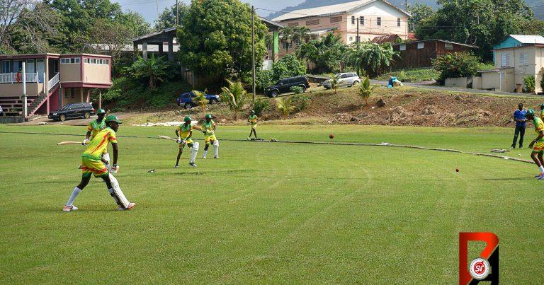 U-13 Cricket