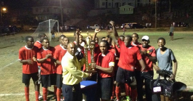 Exodus FC wins all Islands League