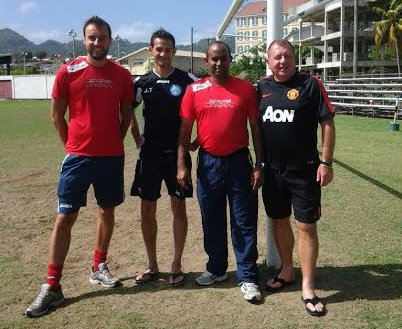 Manchester United Coach to make coaching/scouting visit to Dominica