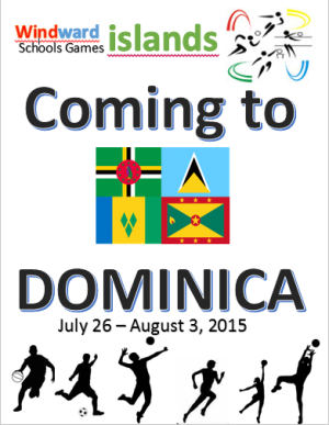 Windward Island School Games Dominica 2015