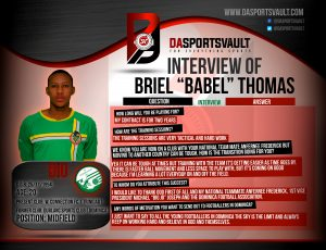Briel Thomas Interview