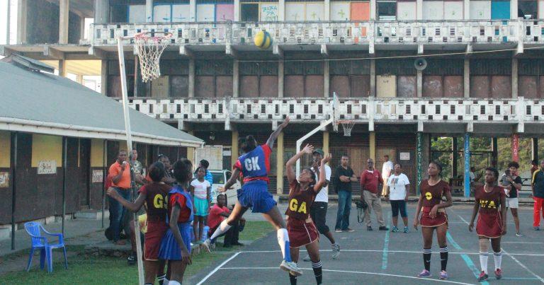2016 Primary Schools Netball Championships