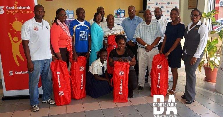 Scotia Bank Dominica Donates!
