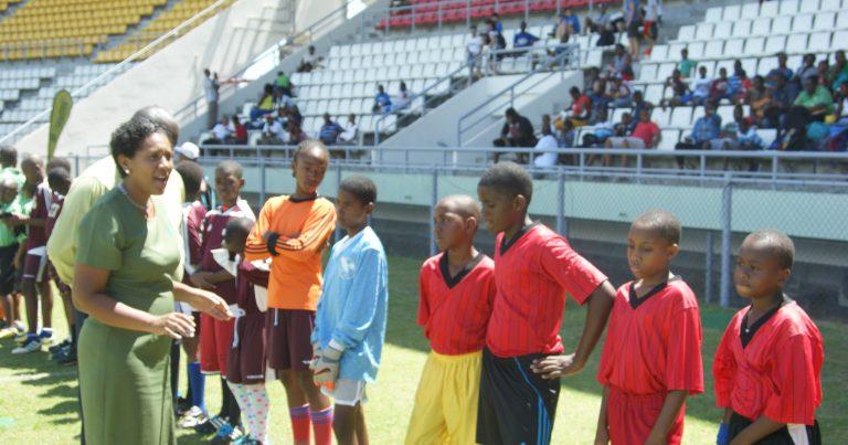 More Primary School Football