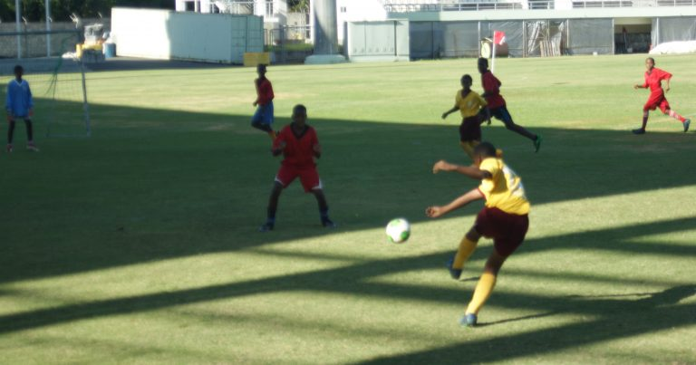 Final Round of The NBD Primary Schools Football Championships