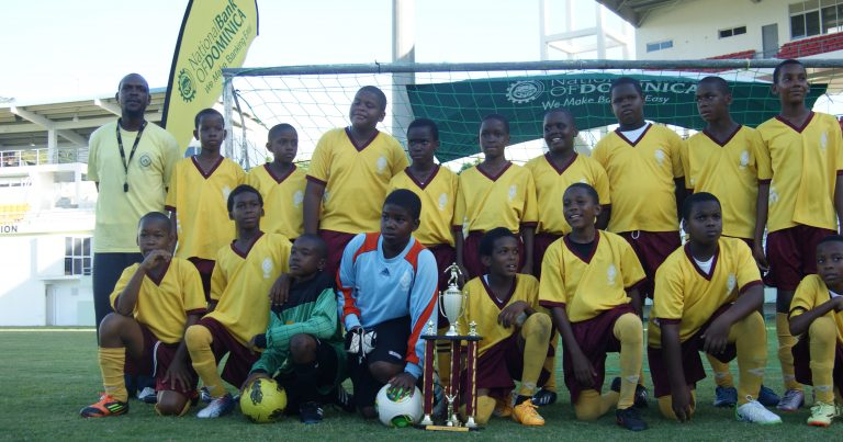 St. Mary's Primary School are football champs