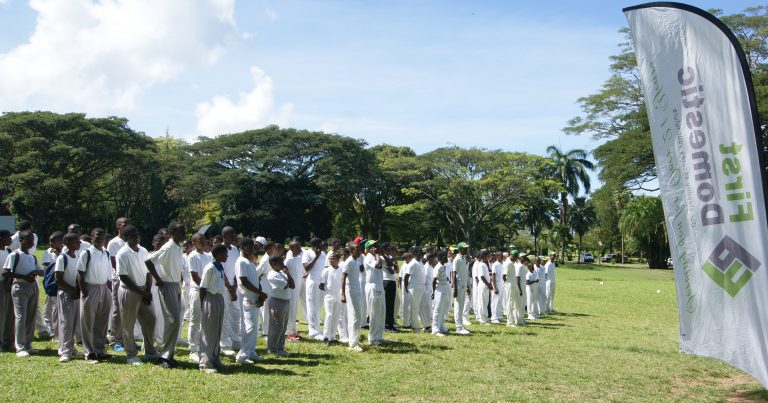Climax of FDI U-15 Secondary Schools Cricket