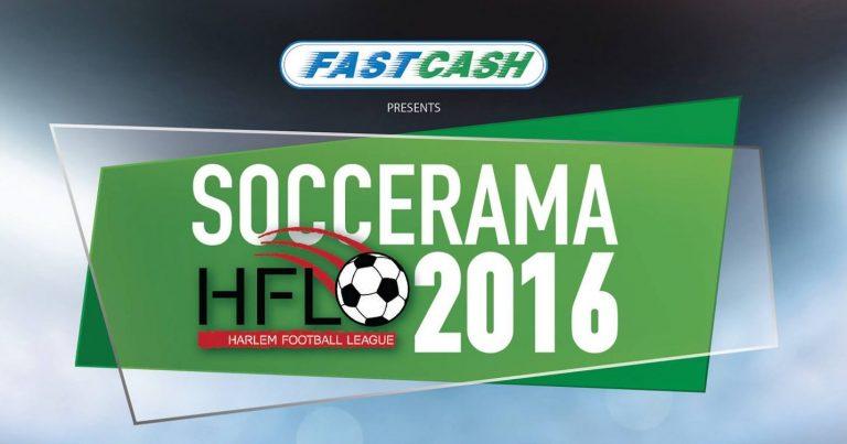 FastCash Harlem Football League Kicked Off