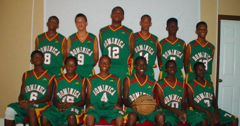(12) To Represent Dominica At CBC U16 Championships