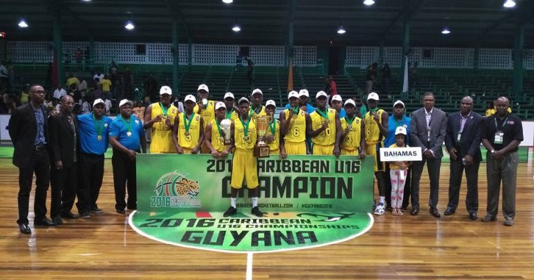 Bahamas Are CBC U16 Champs While Dominica Failed To Register A Win