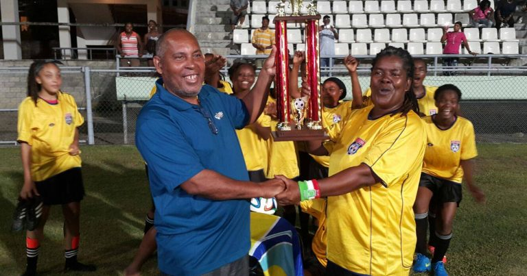 New India Goodwill Runners Retain Title