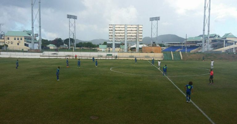 Dominica Finishes Without A Win