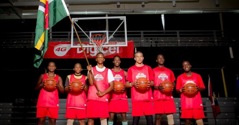 Climax Of Digicel NBA Jumpstart Clinic