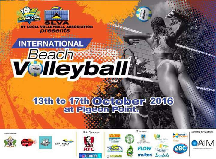 Two Will Represent Dominica at NORCECA Beach Volleyball Circuit