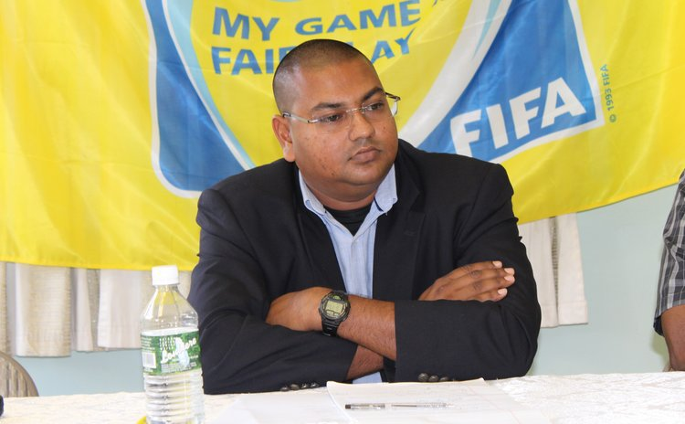 "Coach Rajesh Latchoo: ""I've been impressed"""