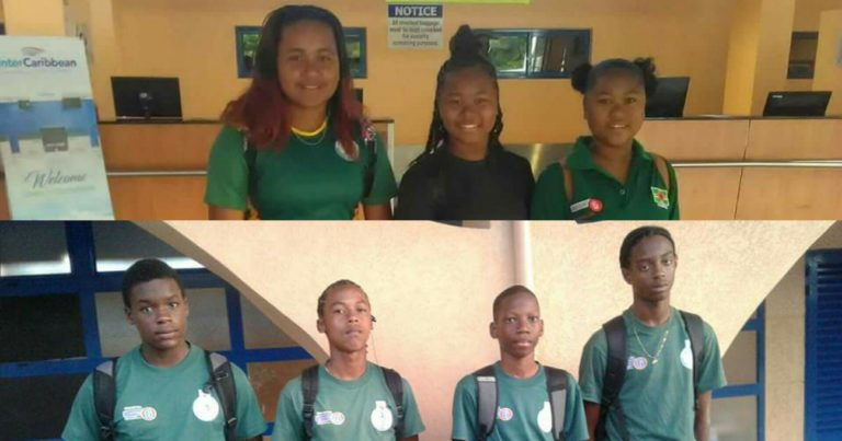 Seven (7) Dominicans Selected For Windward Islands Squad