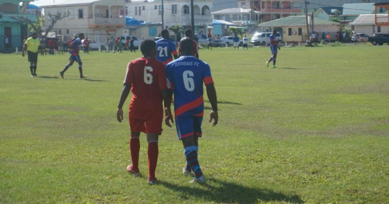 Photos From The Semi-final Matches Held Over The Weekend
