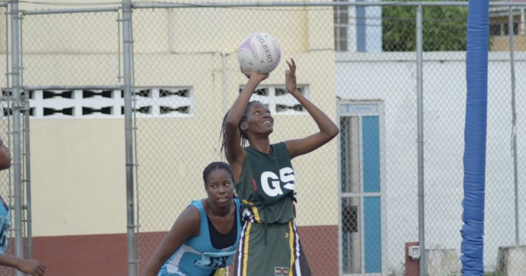 Despite Great Fighting Spirit, Dominica Struggled In 2018 Netball Championship