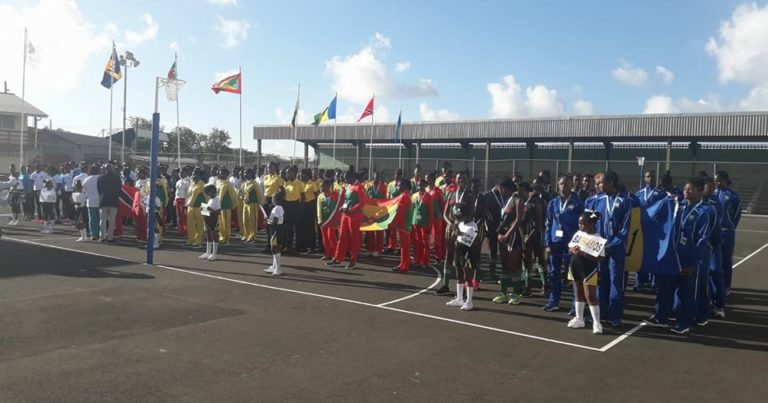 Dominica Suffered It's Second Defeat In The Caribbean U16 Netball Tournament