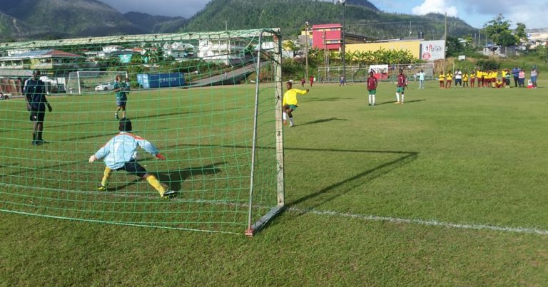 RDPS & SMP Advance To Primary School Football Final