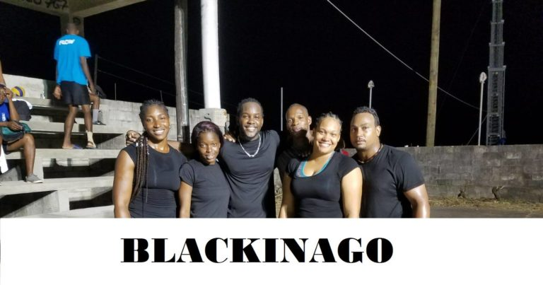 """""""Blackinago"""" captures 1st dBiz-Xerox, Young Vets & Acers, 4 on 4 Volleyball Title"""