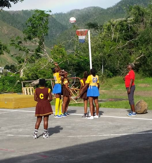 Primary Schools Netball Is Back!