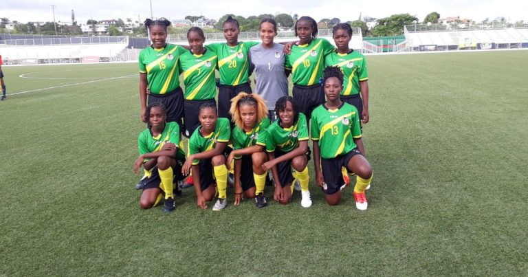 Preparations for CONCACAF Girls U15 Championship